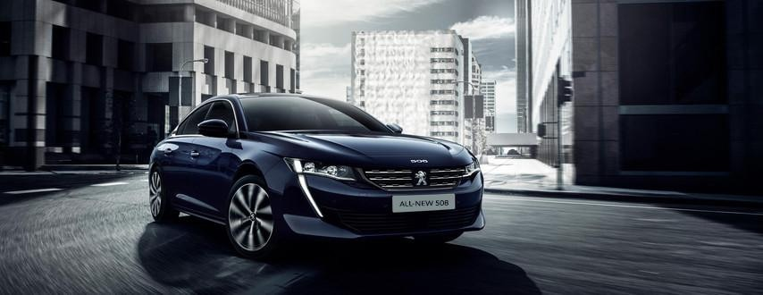 All-new PEUGEOT 508 - Business Lease