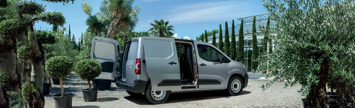 Peugeot Van Transport and Storage - all-new Partner