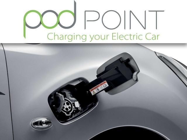 Partner Electric Pod Points