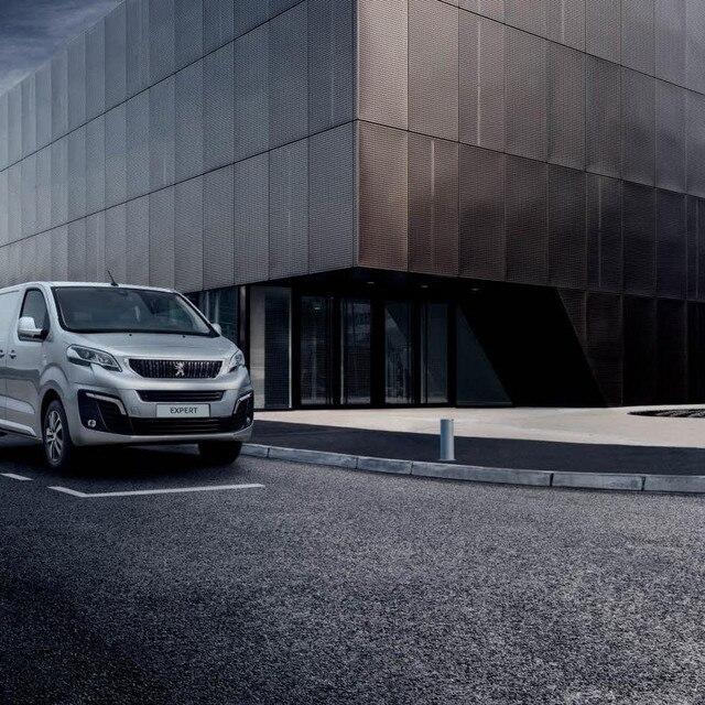 Peugeot Expert panel van exterior