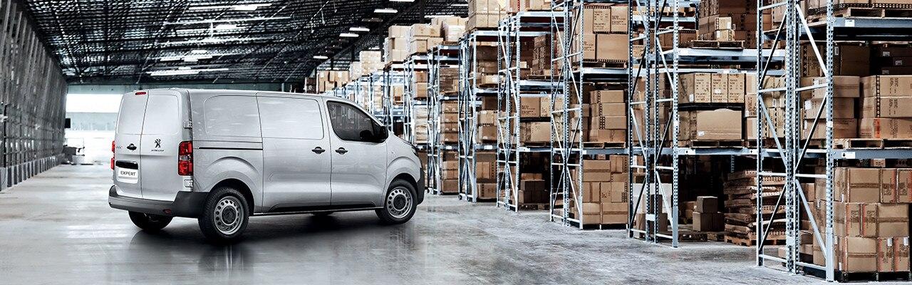 Peugeot Expert external design rear