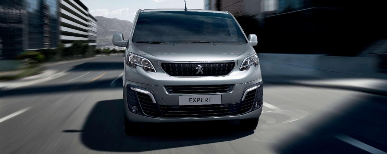 PEUGEOT EXPERT - Full robust front