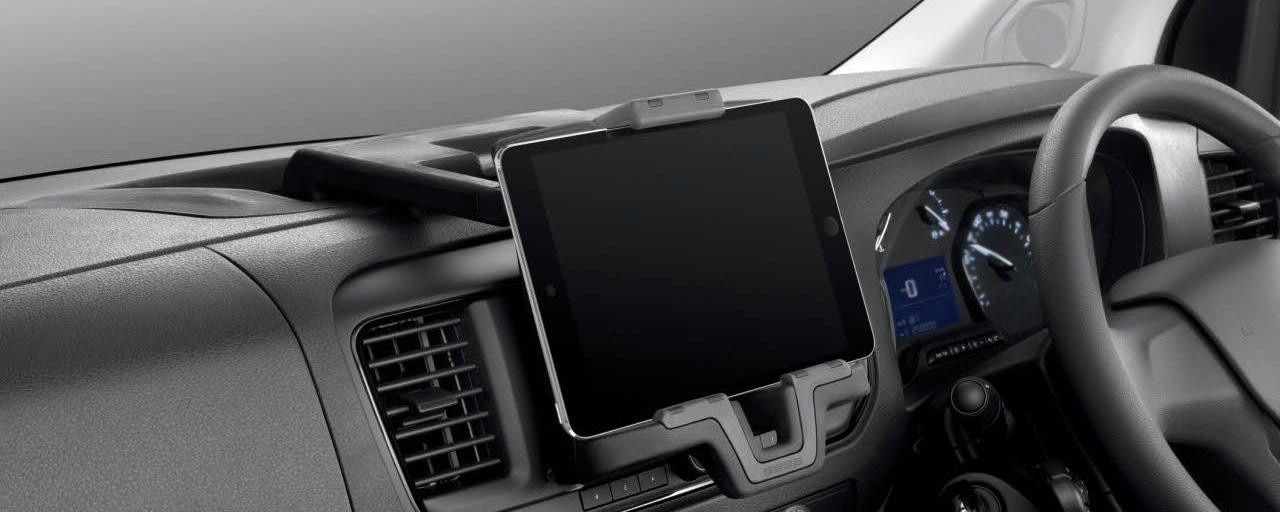 Peugeot Expert cockpit