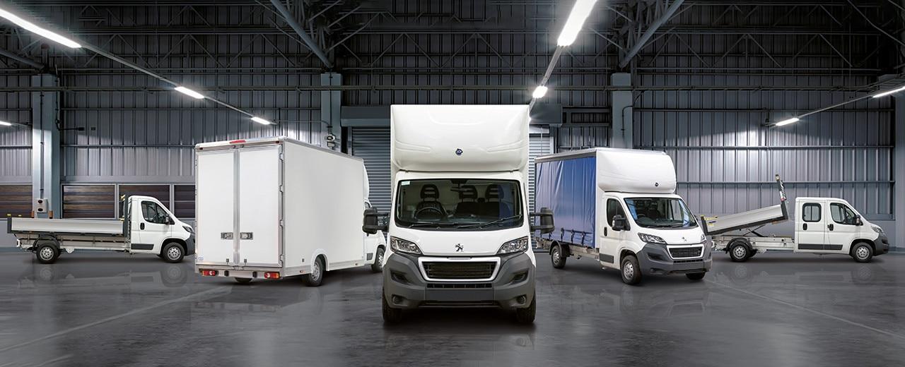 Peugeot UK Built for Business