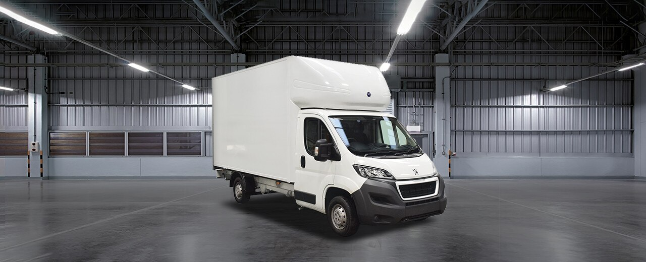 Peugeot Luton