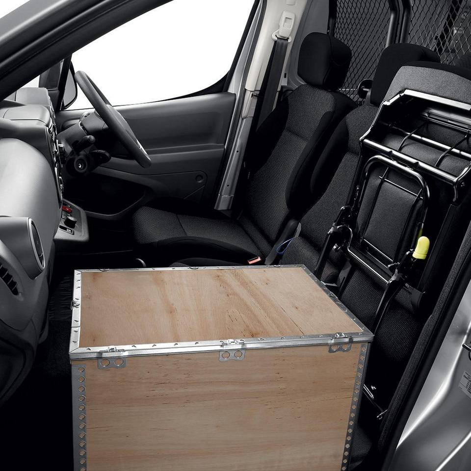 Peugeot Partner interior front storage