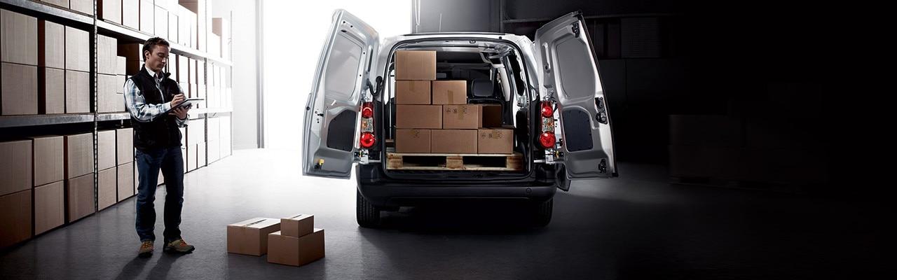 Peugeot Partner adaptability