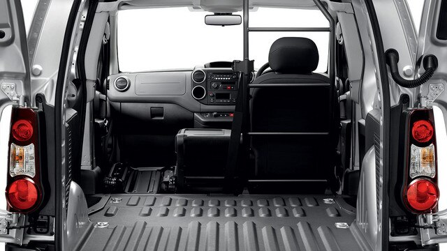 Peugeot Partner safe transportation 1