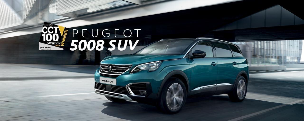 5008 SUV - company car - 2019
