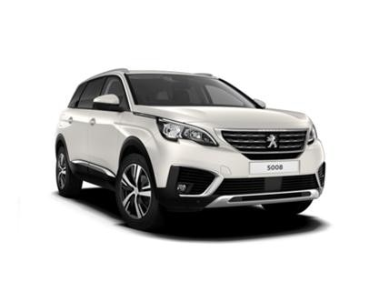 Peugeot 5008 SUV Contract Hire