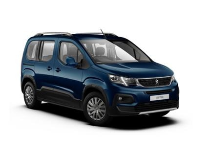 Peugeot Rifter Contract Hire