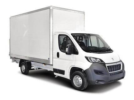 Peugeot Box Body Converted Van