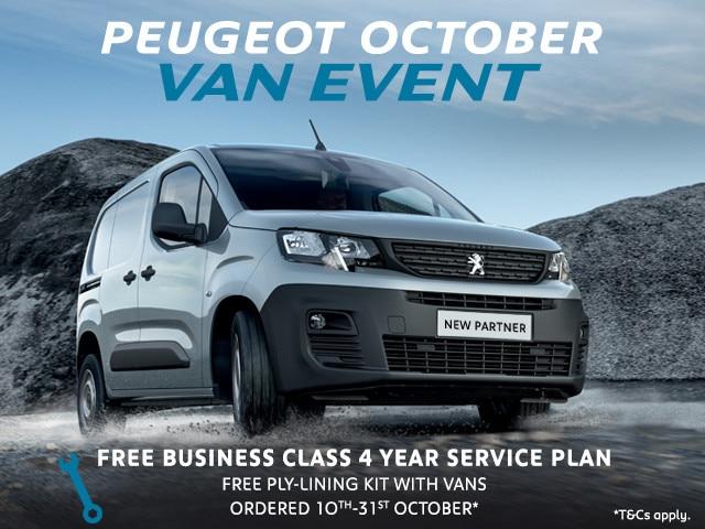 October-Van-Event