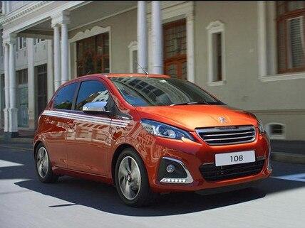Peugeot 108 City Car