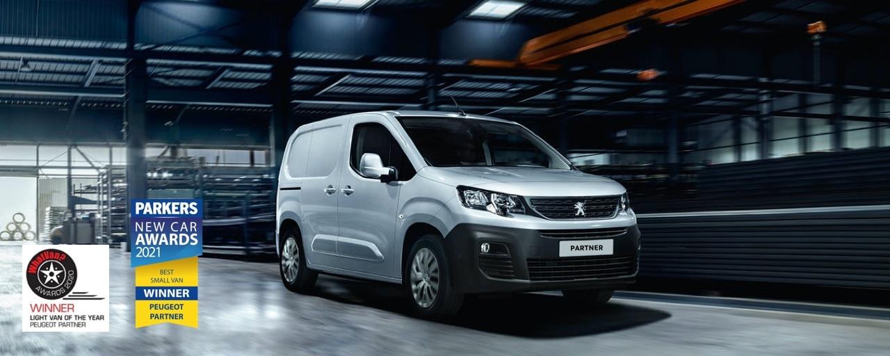 silver-peugeot-partner-van