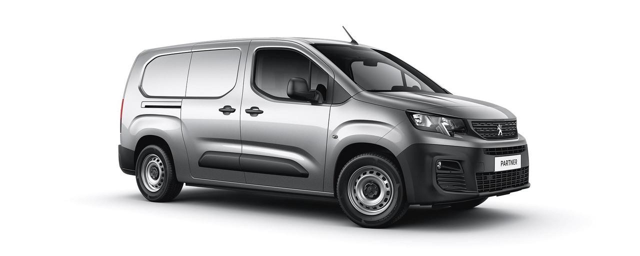 New Peugeot Partner Van - Grip