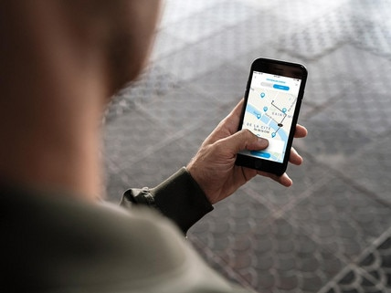 New PEUGEOT e-Expert - access to MyPeugeot on mobile