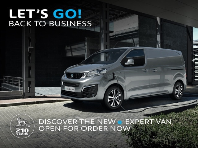PEUGEOT-eExpert-Van