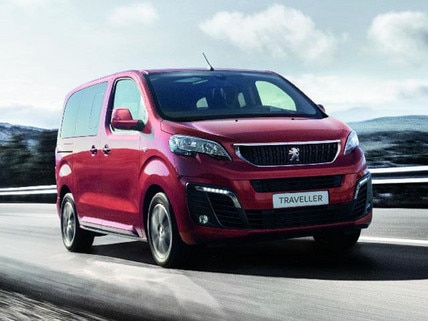 Peugeot Traveller Business prices and specs