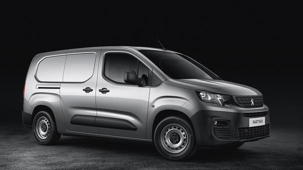 New Peugeot Partner Van - Grip -Thumbnail