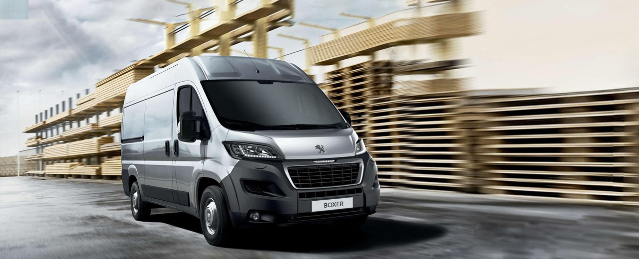 peugeot boxer try the big company van by peugeot. Black Bedroom Furniture Sets. Home Design Ideas