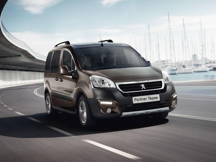 Peugeot Partner Tepee Business prices and specs