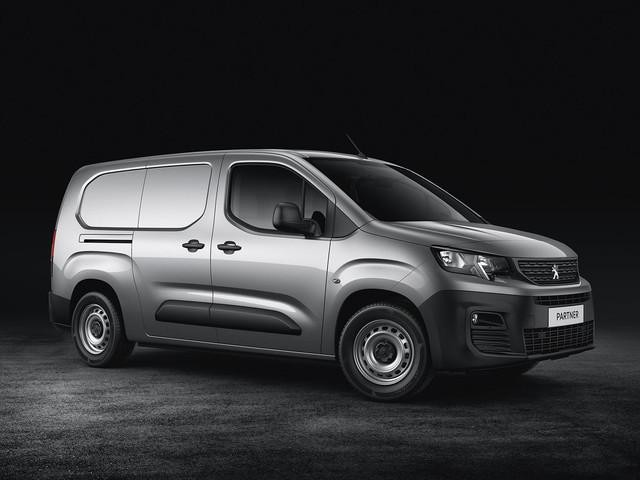 New Peugeot Partner Van - Grip - Design