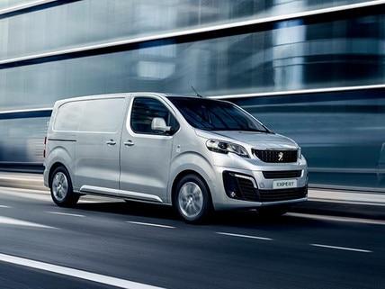 Peugeot Expert Van prices and specs