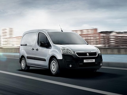 Peugeot Partner Van prices and specs