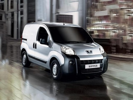 Peugeot Bipper Van prices and specs