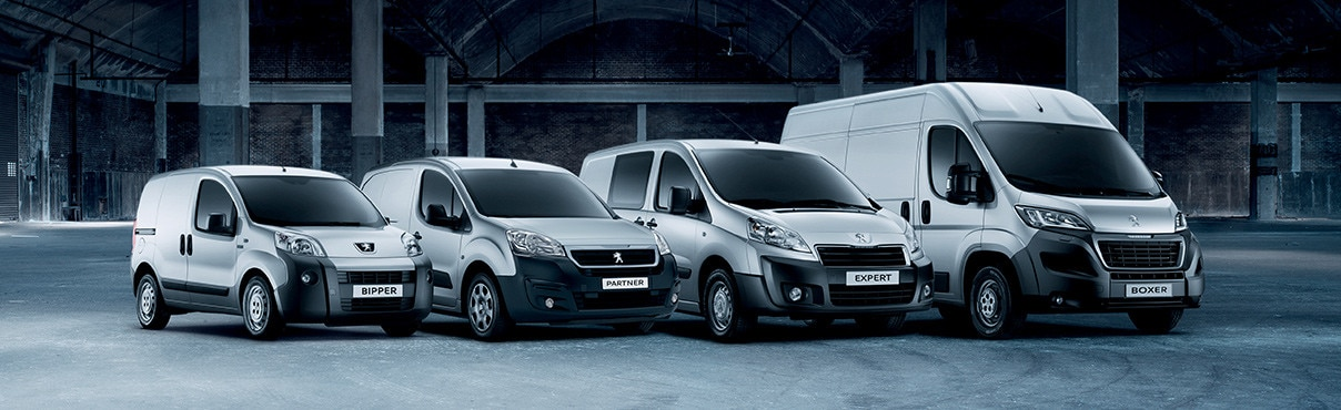 peugeot fleet peugeot professional uk
