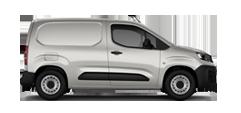 New Peugeot Partner Van