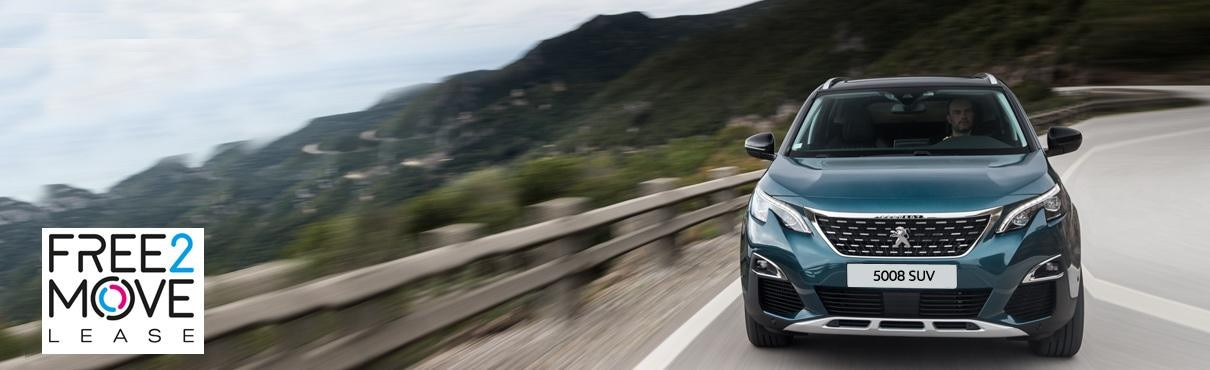 Free2Move 5008 SUV
