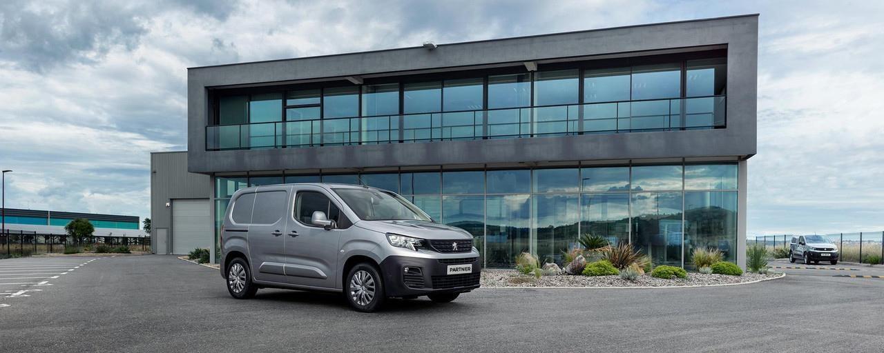 Peugeot Partner Look