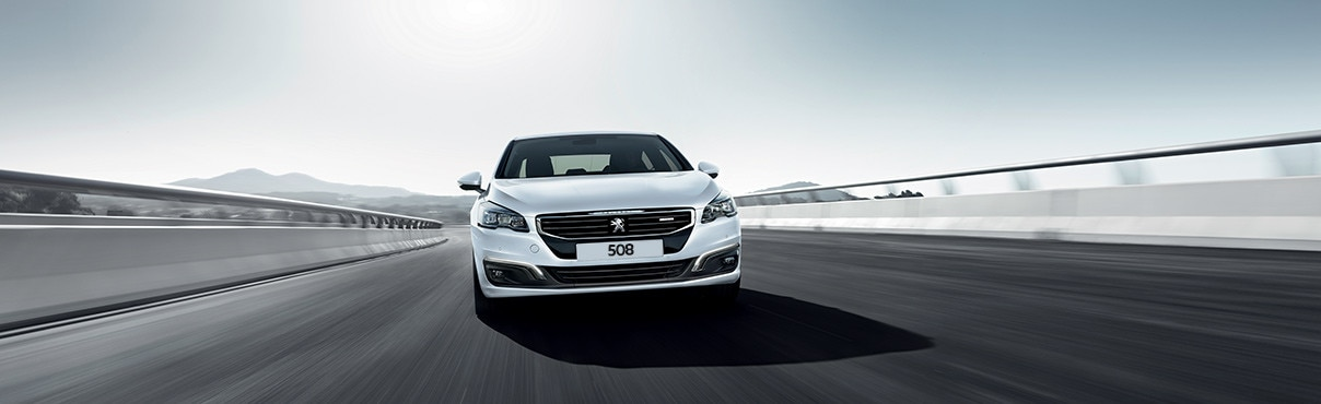 Peugeot 508 company car drivers