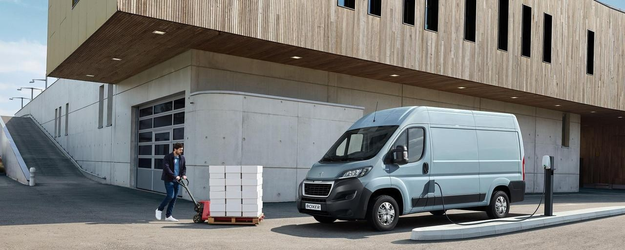 Peugeot Boxer - full electric