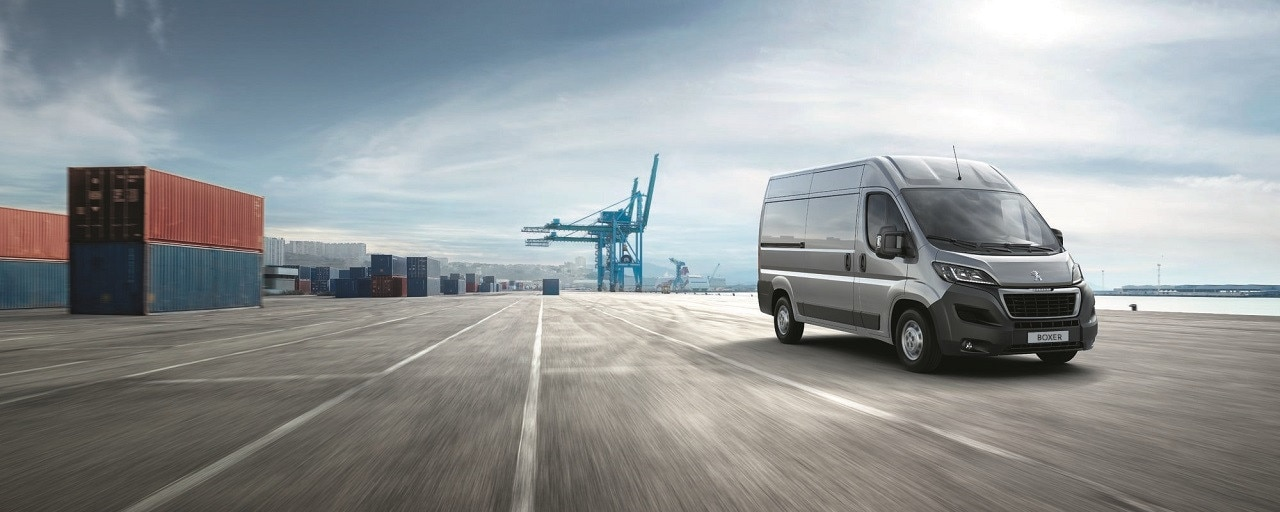 Peugeot Boxer - updated range