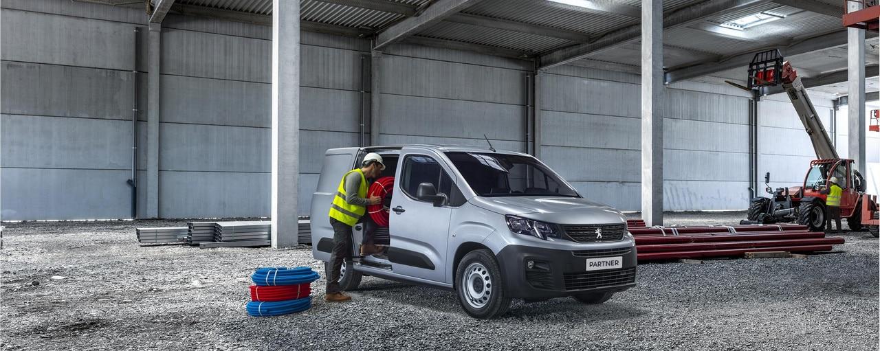 Peugeot Partner - Grip Version