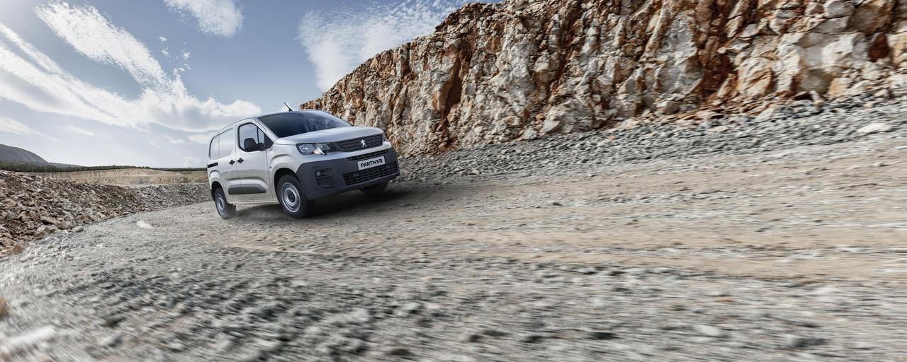 Peugeot Partner - Difficult Terrain Adapted