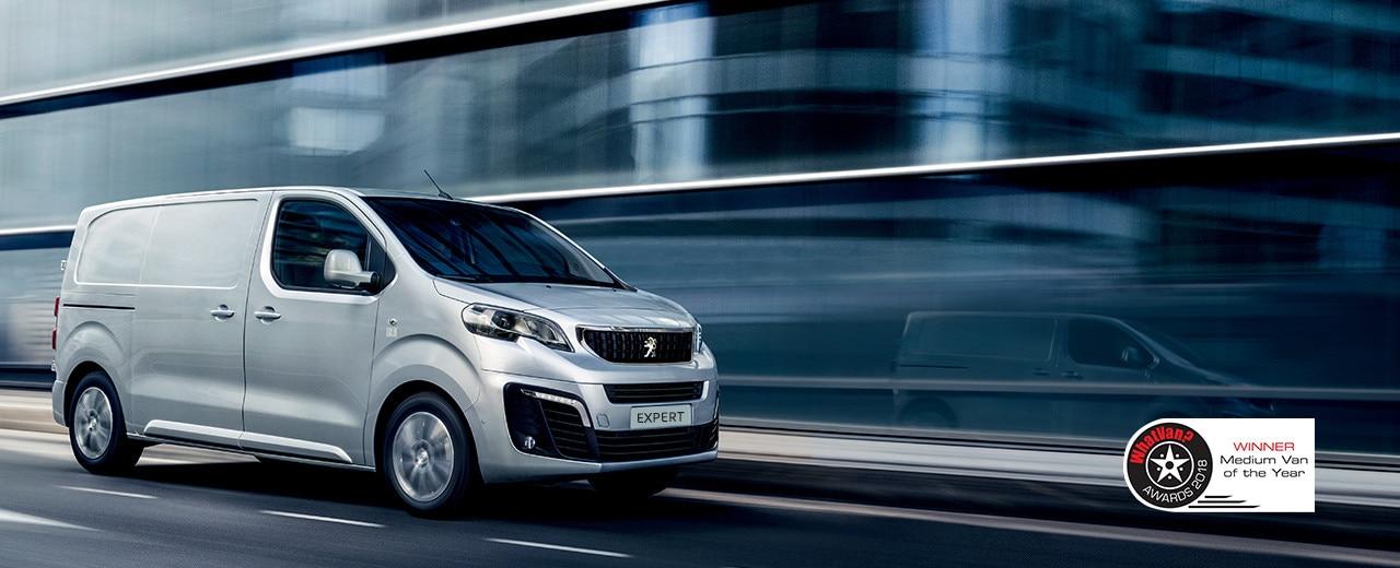 Peugeot Expert Van What Van 2018