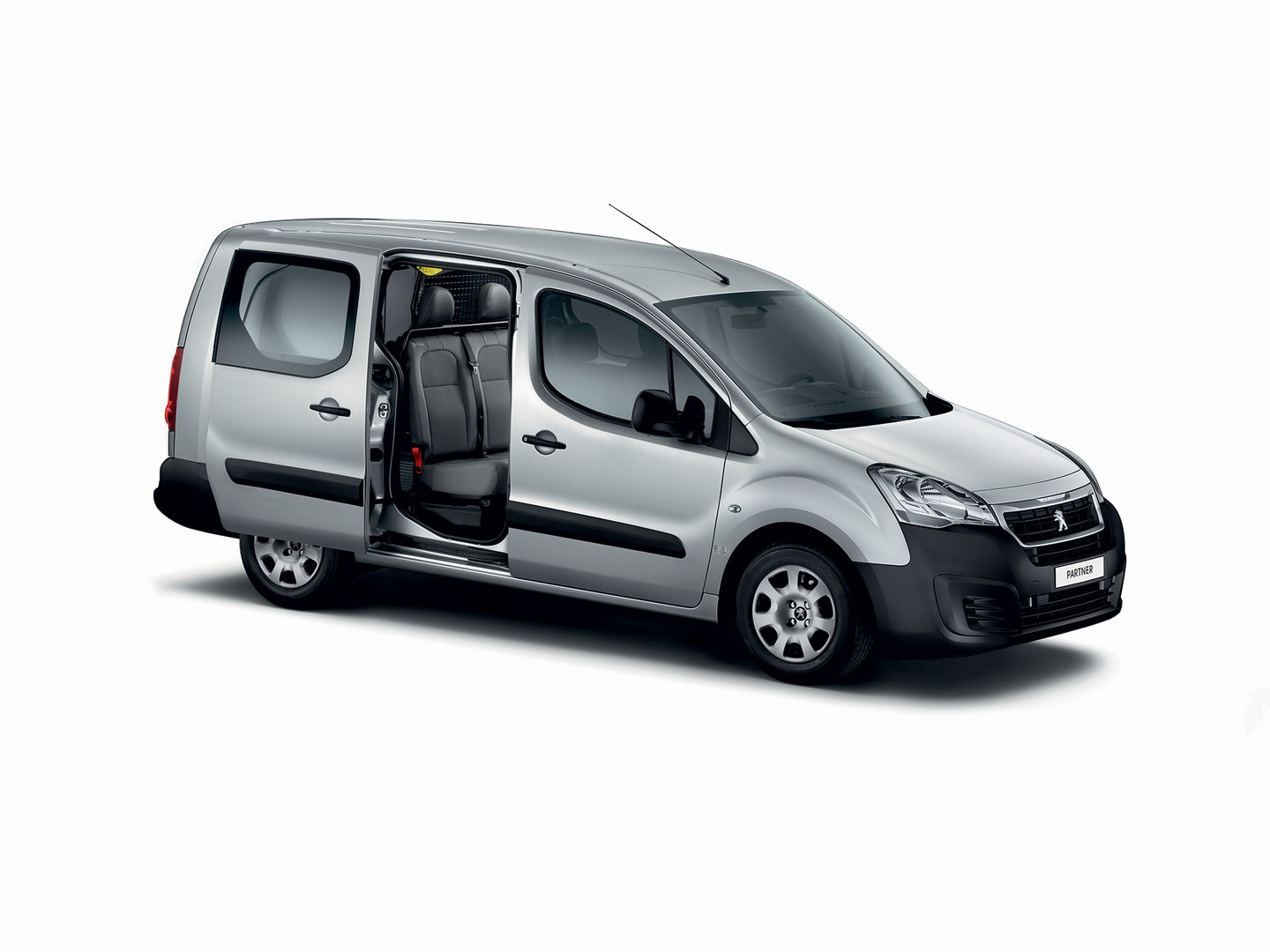 Peugeot Partner | Try the small van by Peugeot