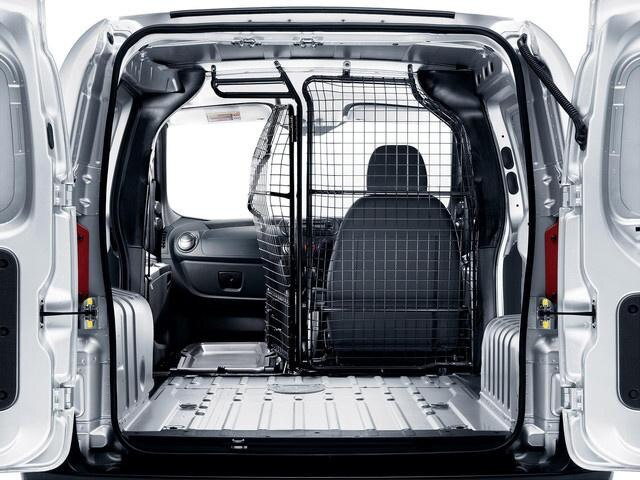 Peugeot Bipper loading space