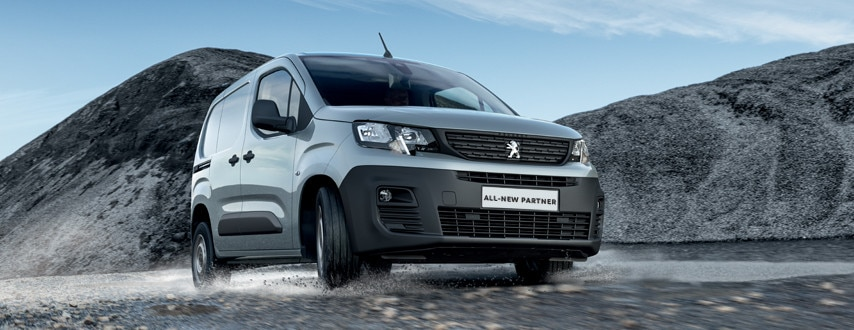 Peugeot all-new Partner
