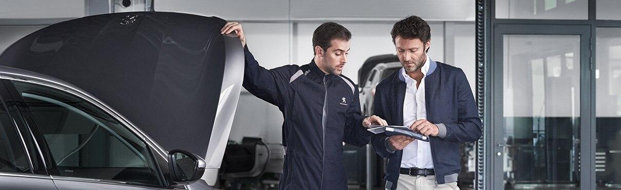 Peugeot Service Plans Offers