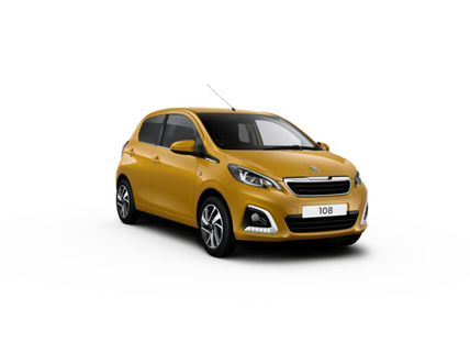 Peugeot 108 Hatch Free2Move offer