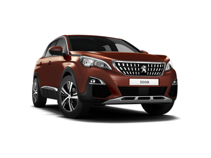 Peugeot 3008 SUV Free2Move Offer