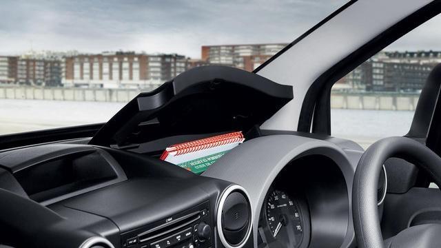 Peugeot Partner Storage