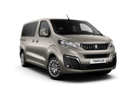 Peugeot Traveller Van Free2Move Offer