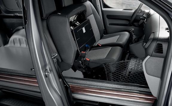PEUGEOT EXPERT – Moduwork bench seat