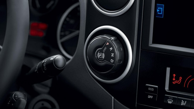 Partner Electric dashboard switch
